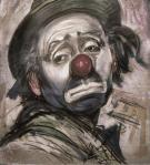 Clown trist