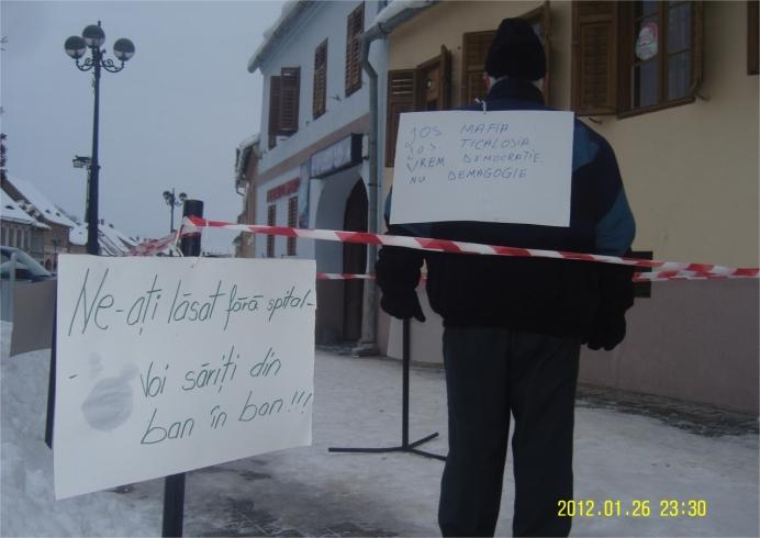 Protest antisistem