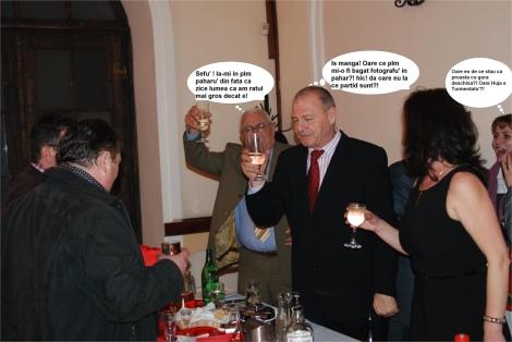 Huja Iordache si muierea lu rusu