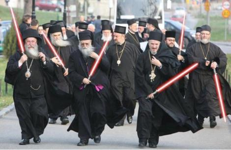 The Sith Priests