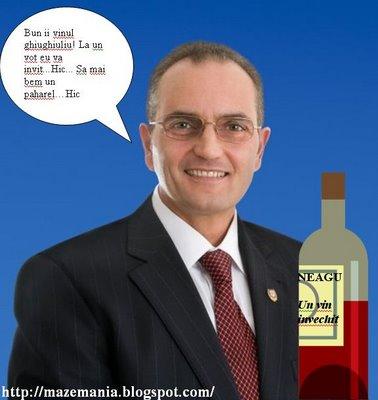 Neagu, un vin acru invechit!