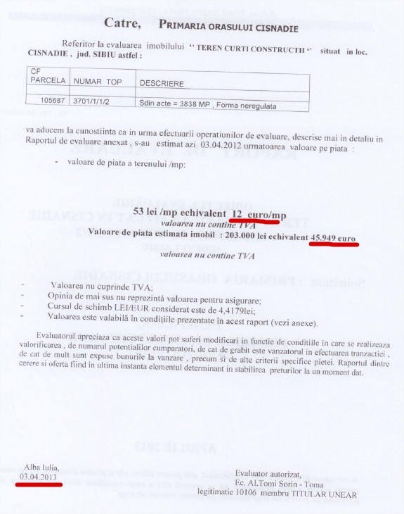 Raguse 12 EUR datat