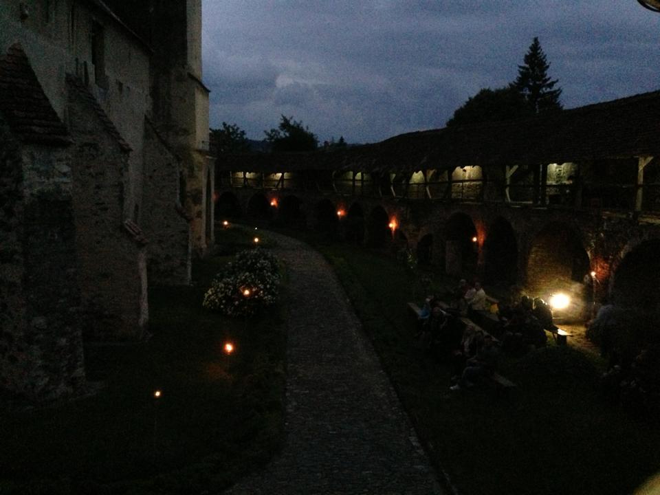 Noaptea cetatii 2013