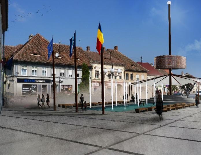 Cisnadie Oras european