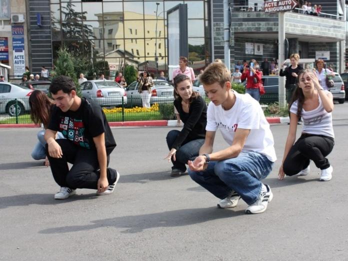 Flashmob pitesti