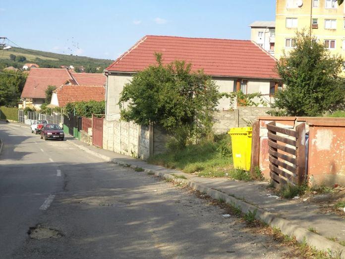 Strada Argintului si asfaltarea viteza