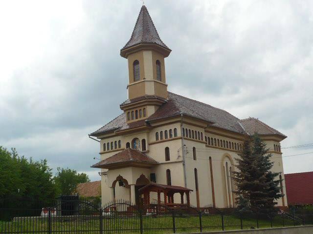 Biserica din cisnadie