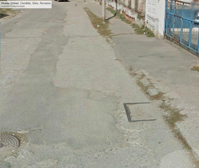 canale si asfalt