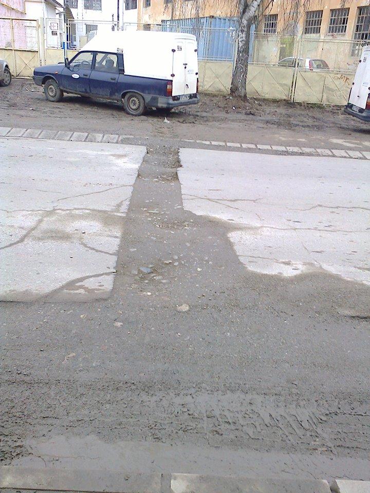 Drumuri reparate