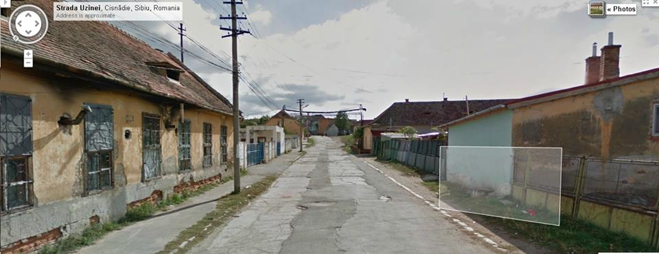 strada Uzinei