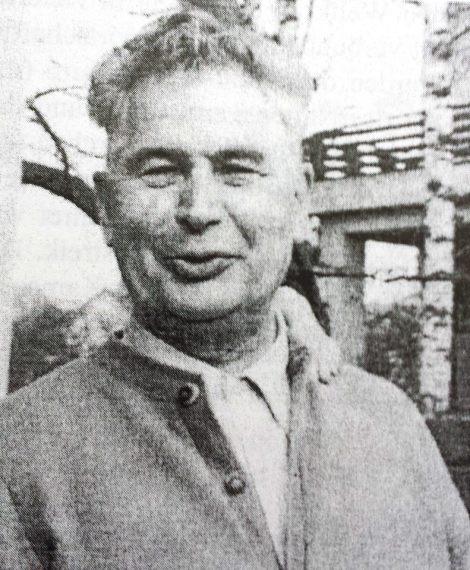 Herman Rechner director la liceul german intre 1926 si 1933