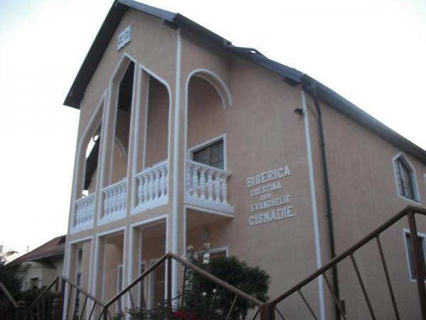 Biserica crestina dupa evabghelie cisnadie