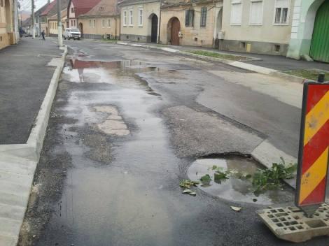 Strada Lunga reparata