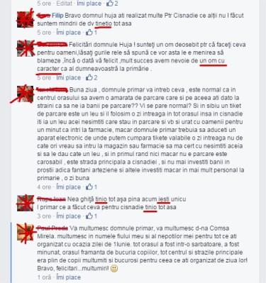 Comentarii la scrisoarea hujiana